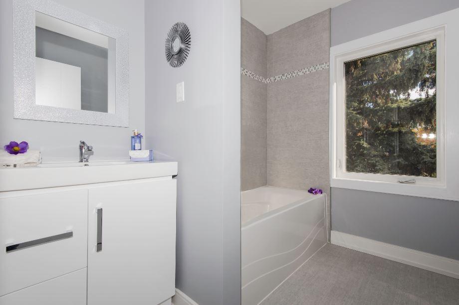 Small bathroom vanities toronto gabbro bathroom vanities and sink consoles toronto by modern - Bathroom design toronto ...